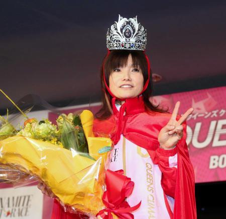 最強の女子競艇選手、賞金王は日高逸子選手