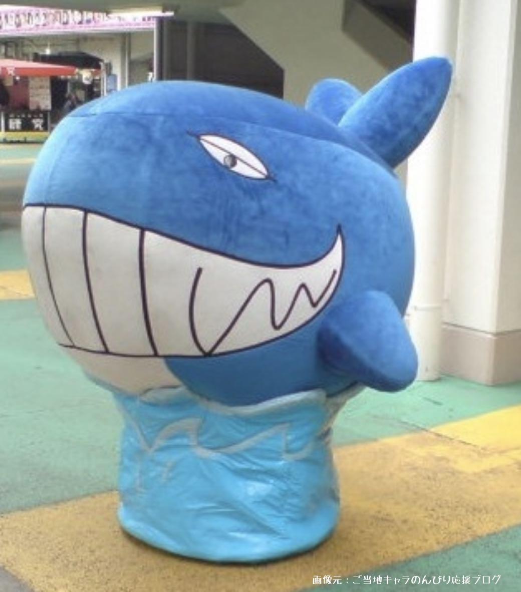 平和島競艇場のマスコットキャラクター、ピースターの画像