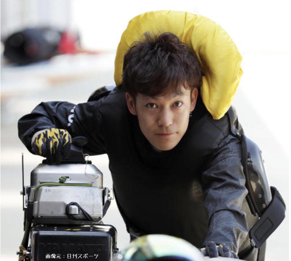 競艇ボートレースの5コースの2着率上位者、岩瀬裕亮選手
