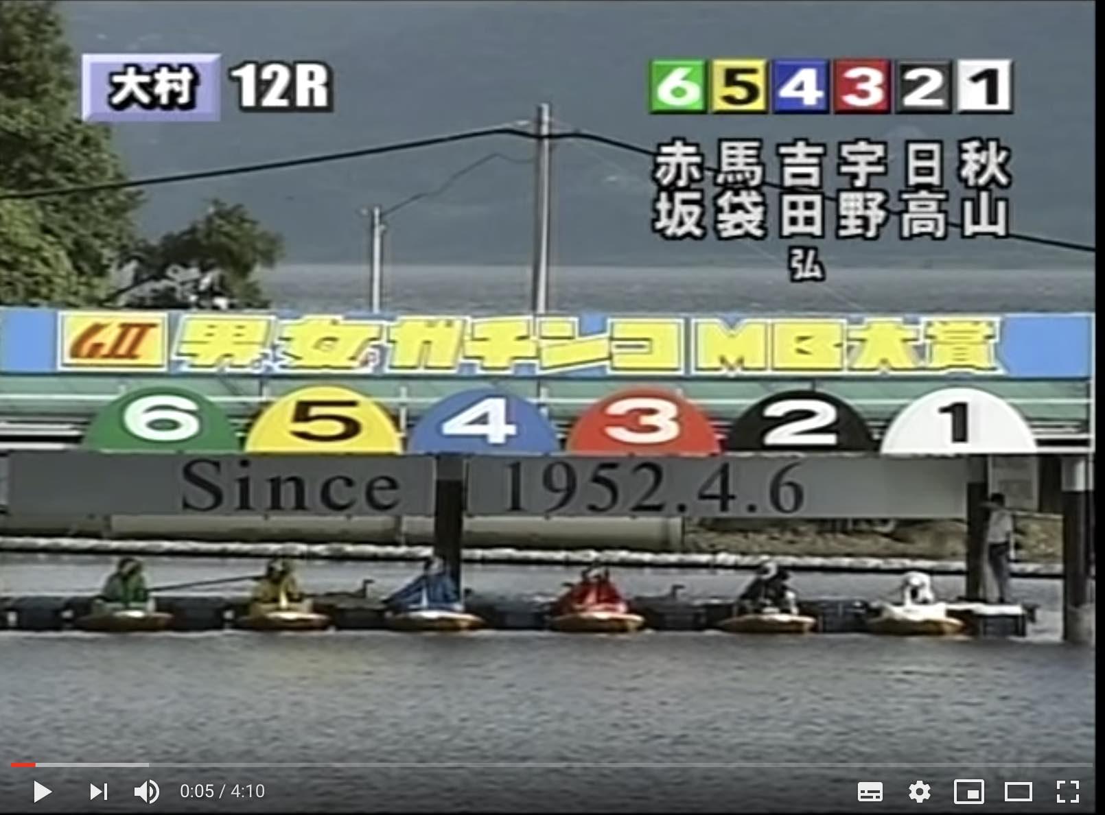 2012 G2モーターボート大賞で宇野弥生が優勝