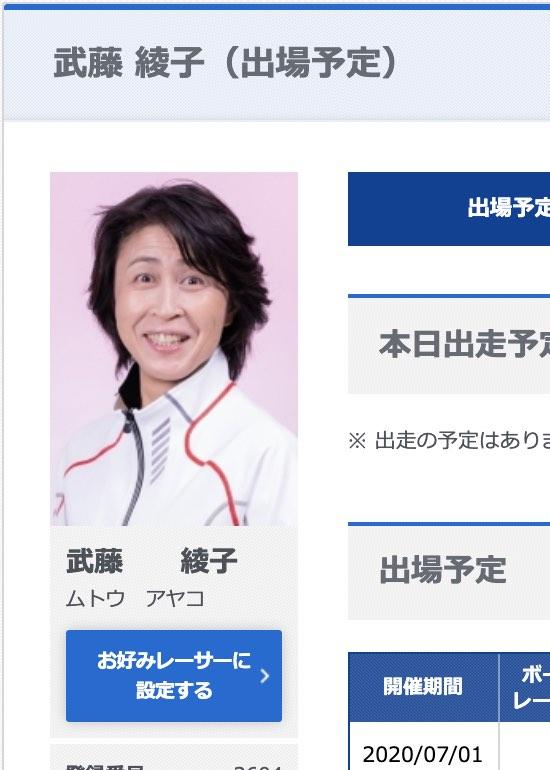 武藤綾子のプロフィール写真