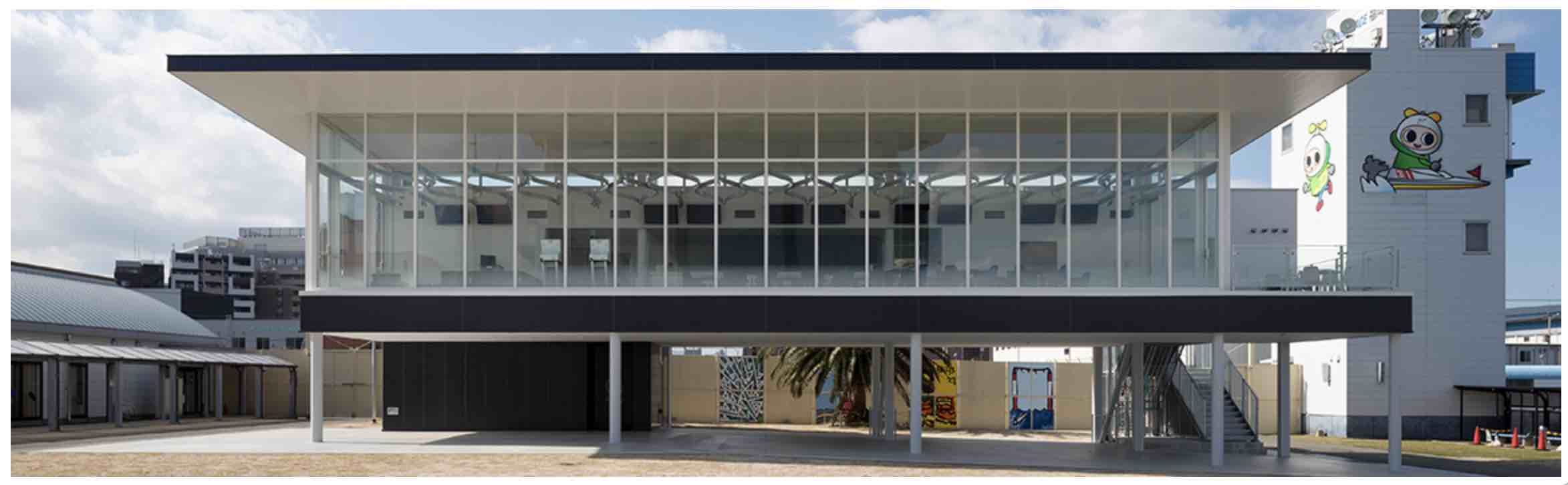 競艇ボートレースの新施設ROKUの画像_デイ