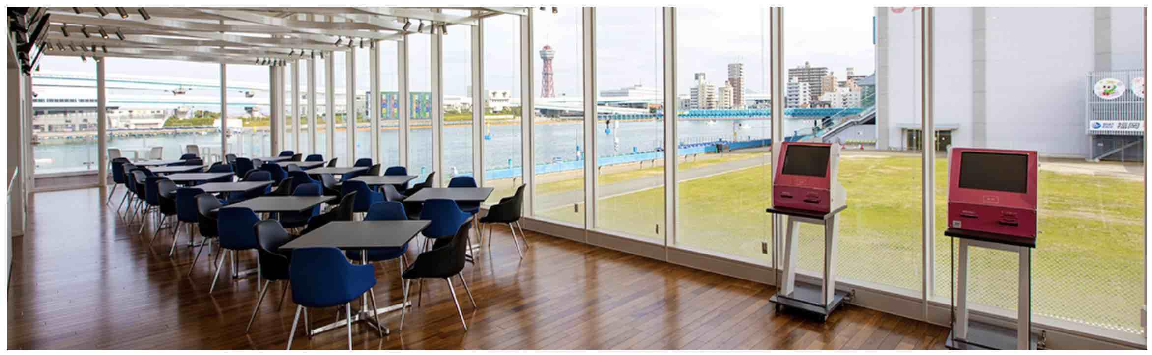 競艇ボートレースの新施設ROKUの画像_中