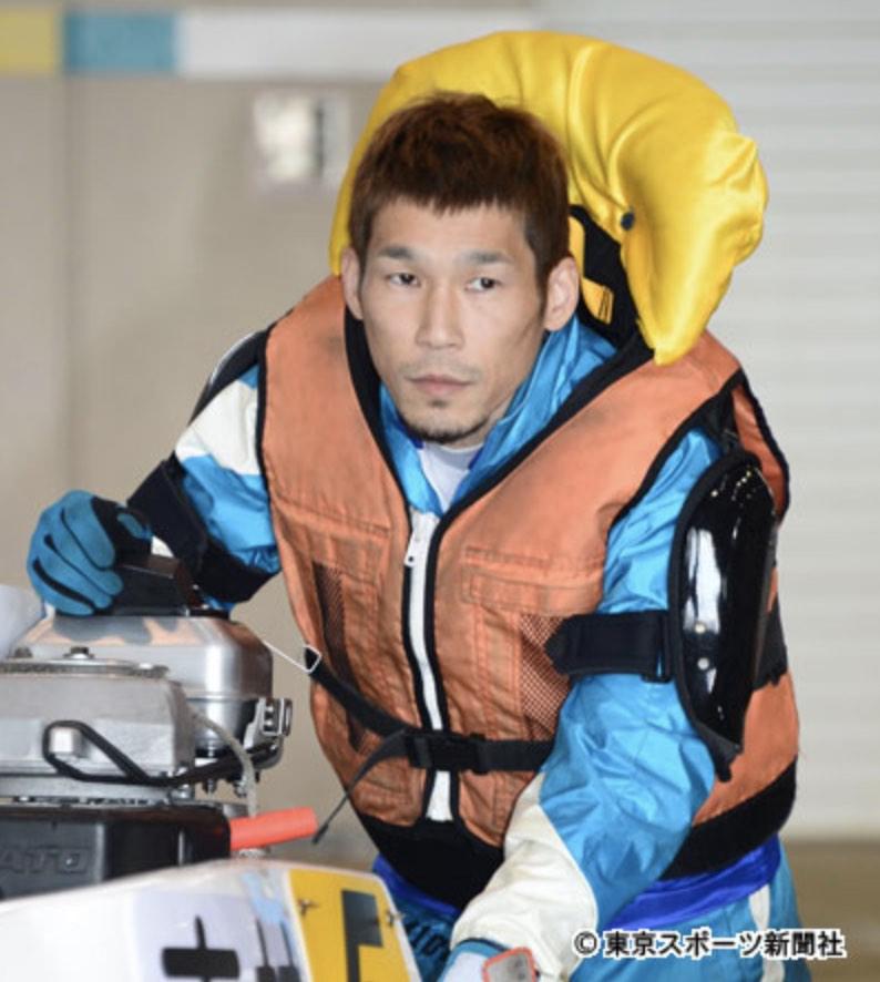 競艇ボートレースのインコース第3位は、吉村正明