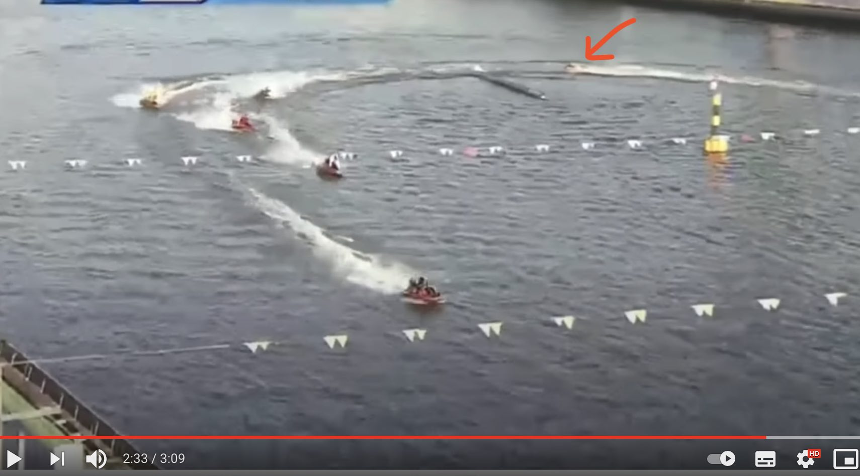 内山七海という女子競艇選手(ボートレーサー)のデビュー戦